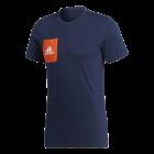 Tiro 17 T-shirt - Front View