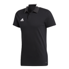Condivo 18 Cotton Poloshirt - Front Center View