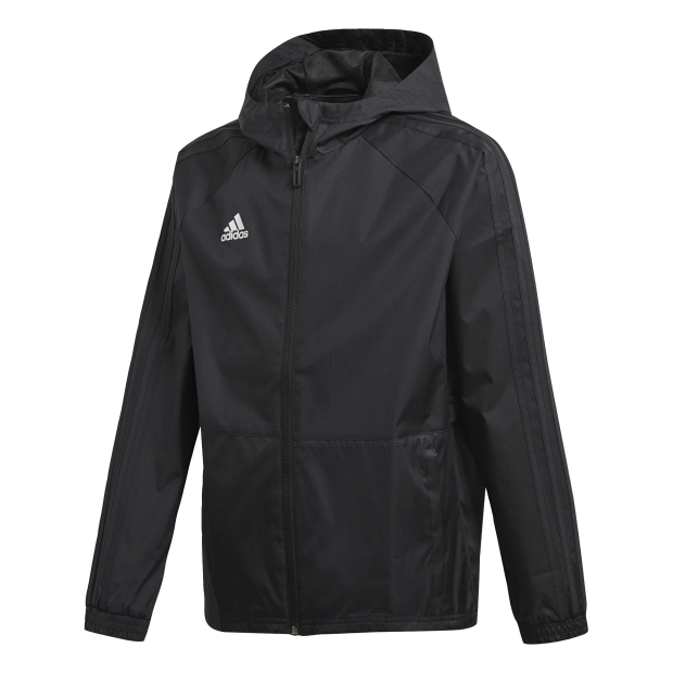 Condivo 18 Rain Jacket Youth - Front View