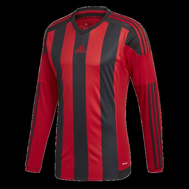 Striped 15 Longsleeve trøje - Front View
