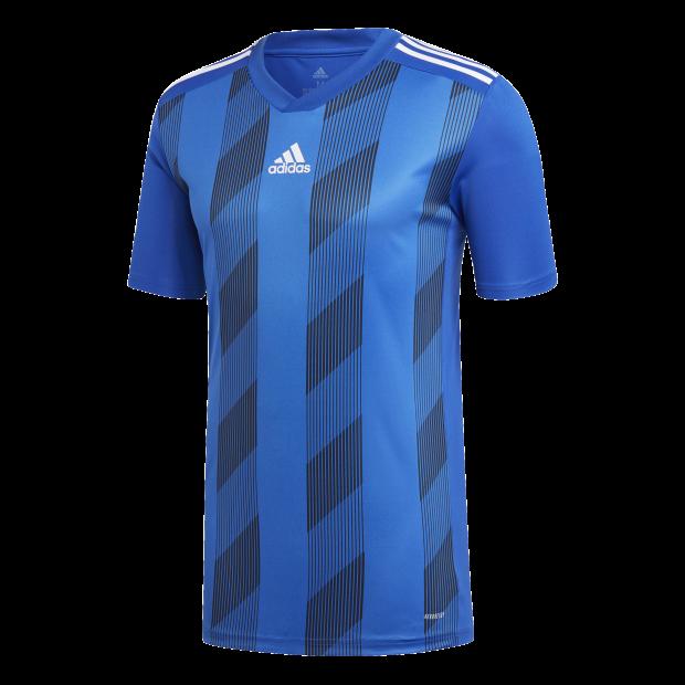 Striped 19 trøje - Front View