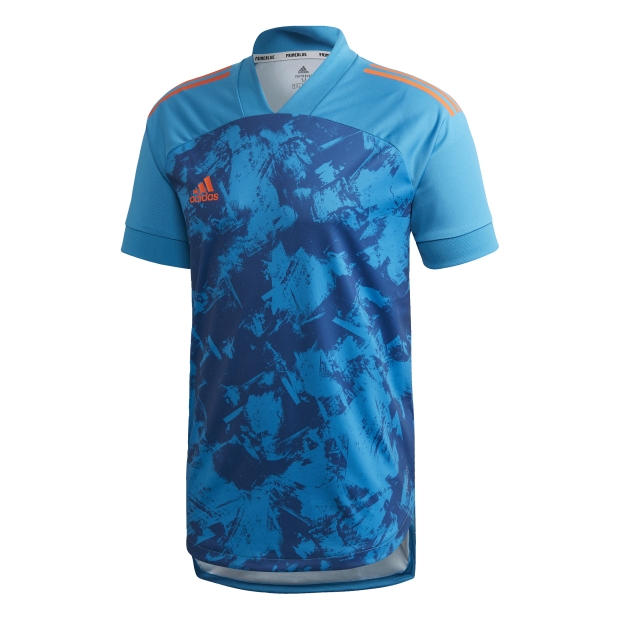 Condivo 20 Primeblue Jersey - Front View