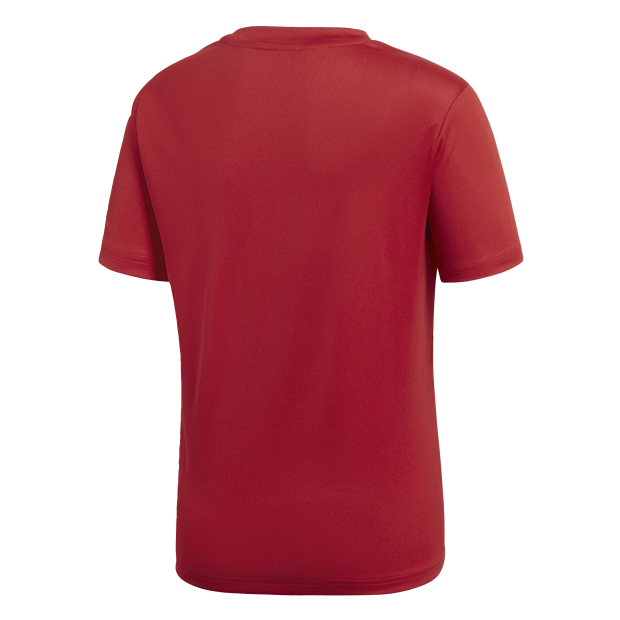 Camiseta entrenamiento Core 18 - Back Center View