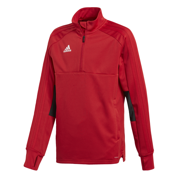 Condivo 18 1/4 zip Training Top Youth - Front View