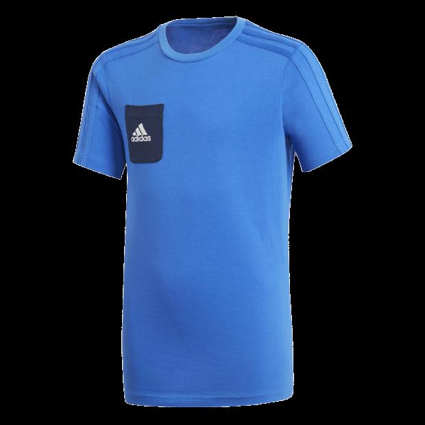 Tiro 17 Youth T-shirt - Front View