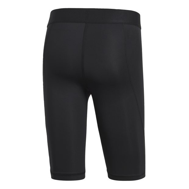 Alphaskin Korte Legging - Back Center View