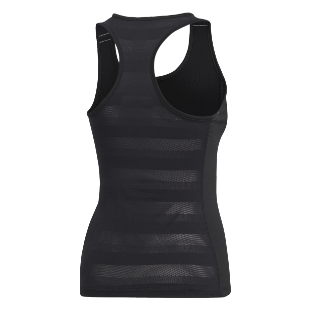 Team 19 Compression Tanktop - Back Center View