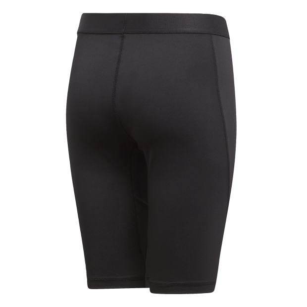 Alphaskin Short Youth tights - Back Center View