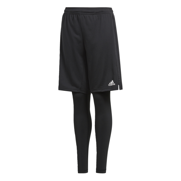Condivo 18 Two-in-One Shorts Youth - Front View