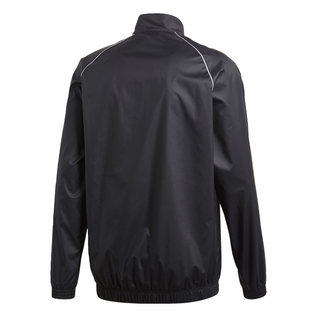 Core 18 windbreaker - Back Center View
