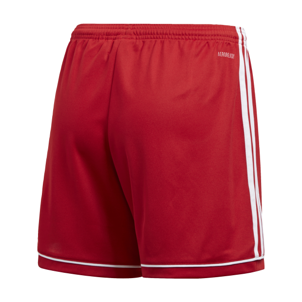 Squadra 17 Women shorts - Back Center View