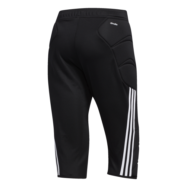 Tierro 13 Goalkeeper 3/4 Pants - Back Center View