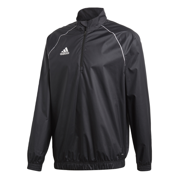 Core 18 windbreaker - Front View