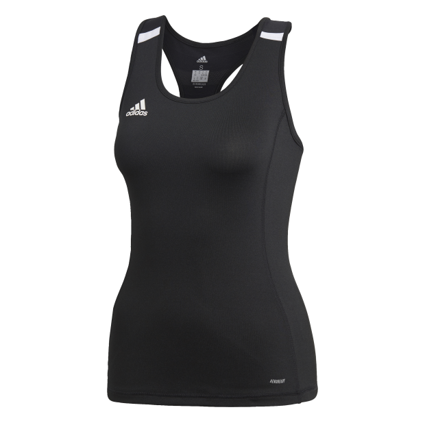 Team 19 Compression Tanktop - Front View