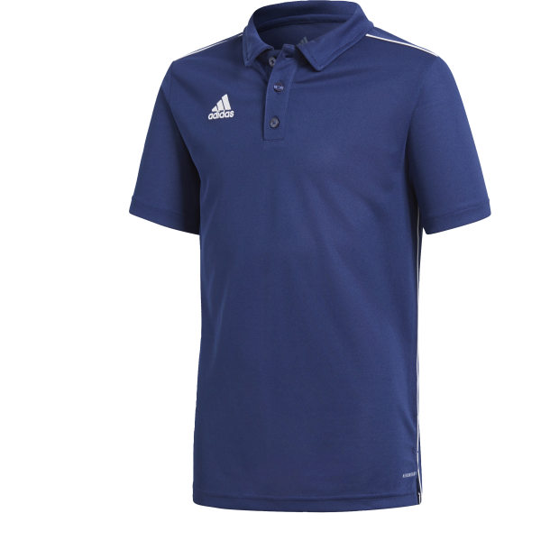 Core 18 Polo Youth - Front View