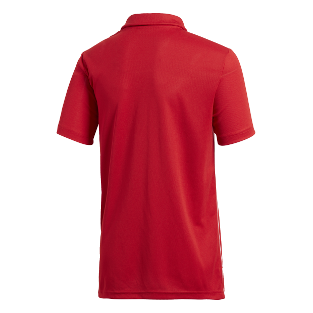 Core 18 Aeroready Polo Shirt - Back Center View