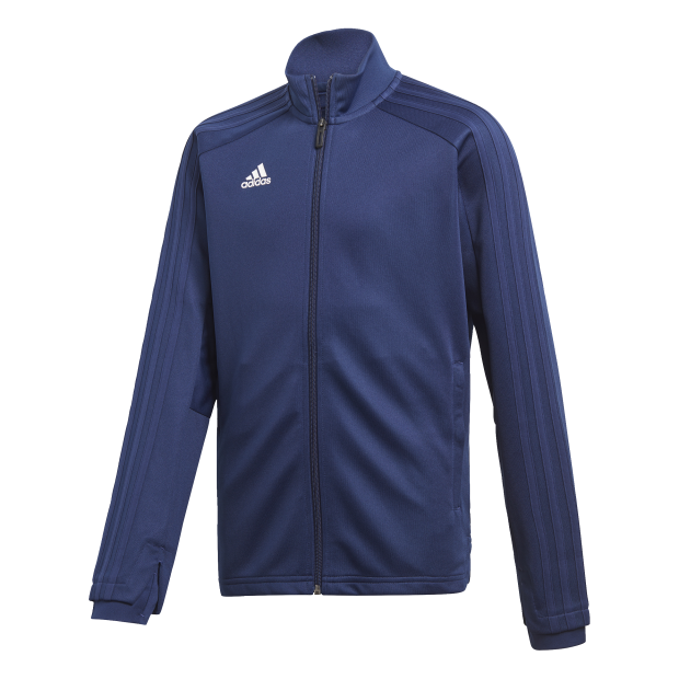 Condivo 18 Training Jacket Youth - Front View