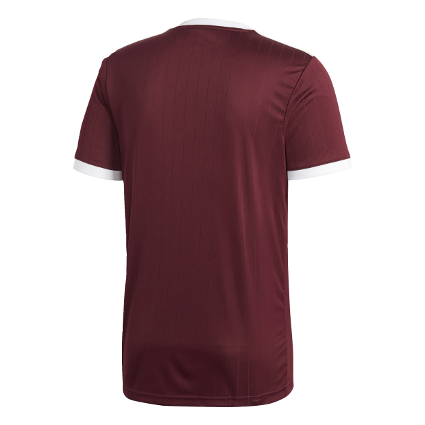 Tabela 18 Trikot - Back Center View