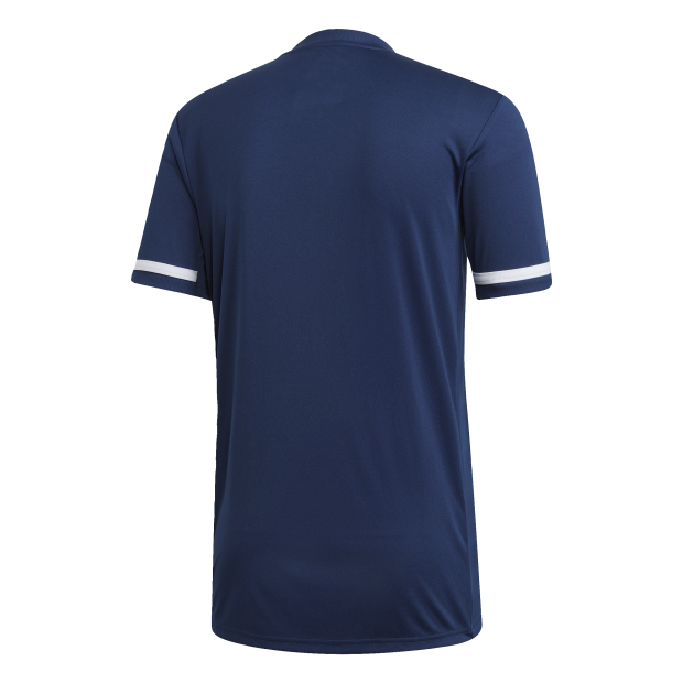 Maglia Team 19 Short Sleeve - Back Center View
