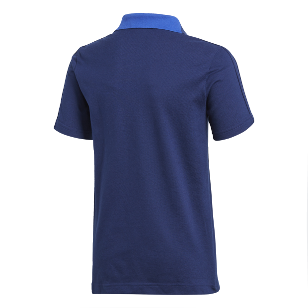 Koszulka polo Condivo 18 Cotton Youth - Back Center View