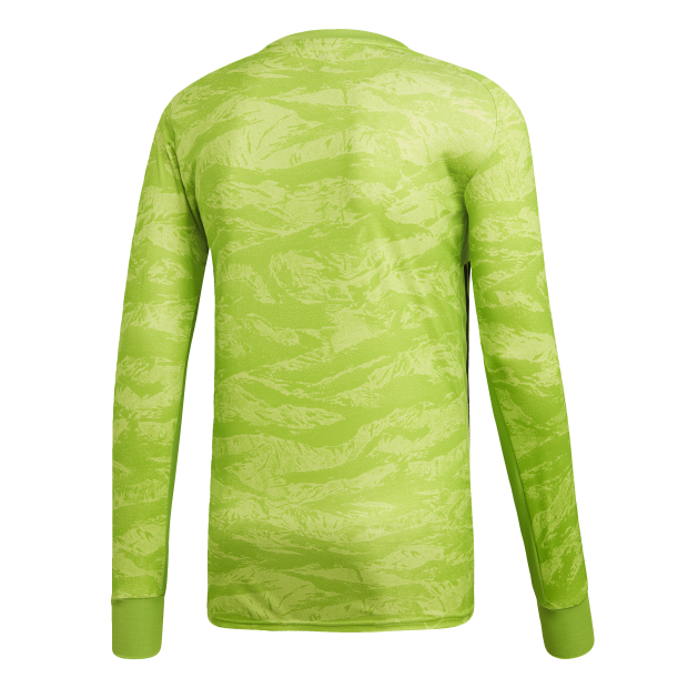 AdiPro 18 Goalkeeper trøje - Back Center View