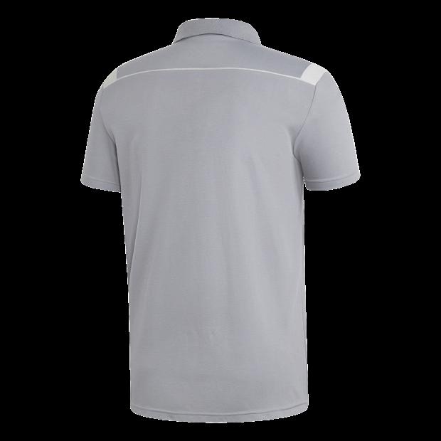 Tiro 19 Cotton Polo Shirt - Back Center View