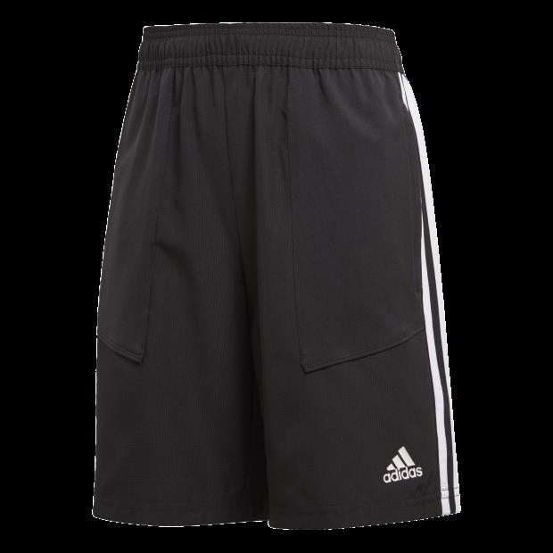 Tiro 19 Woven shorts - Front View