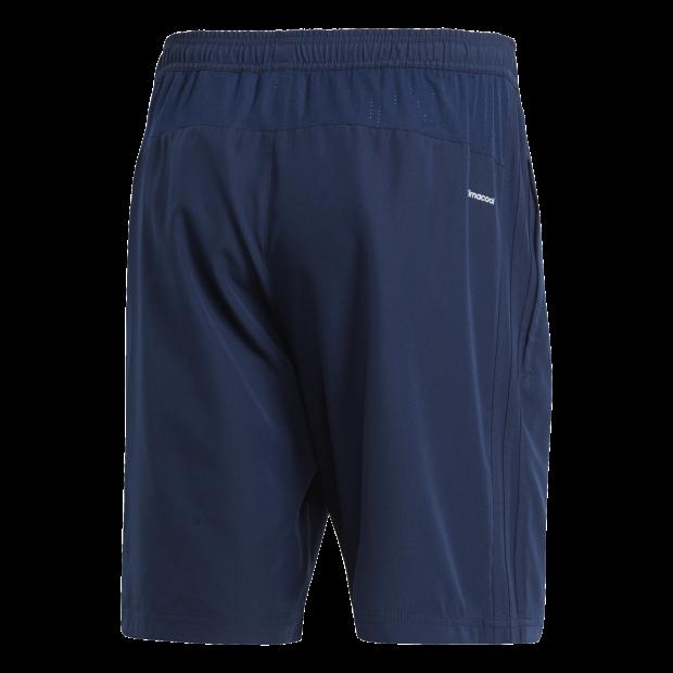 Tiro 17 Woven Shorts - Back Center View