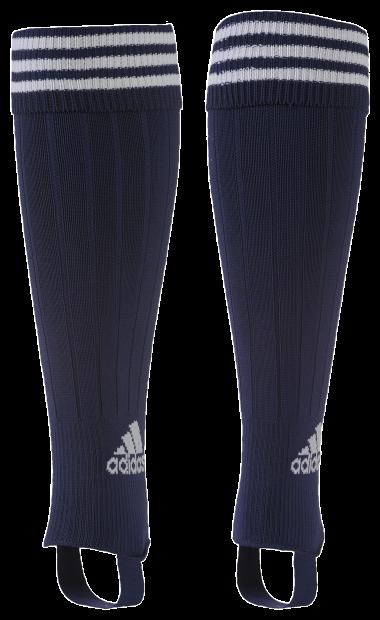 3 Striped Stirrup Socks - Standard View