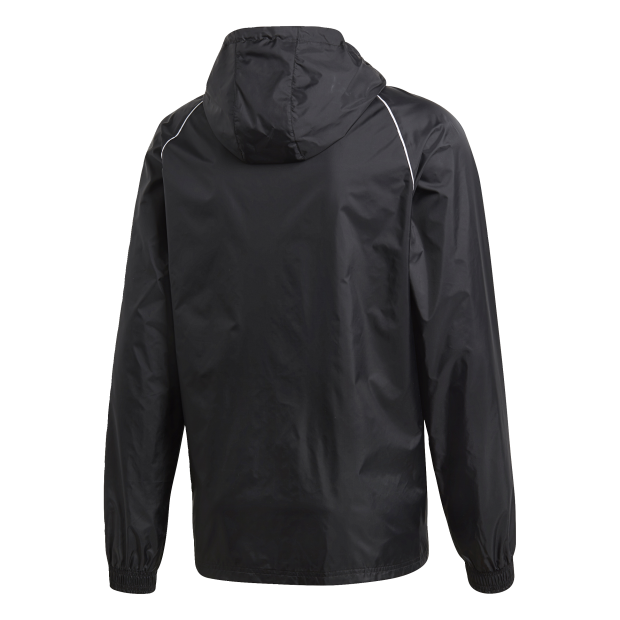 Core 18 Rain Jacket - Back Center View
