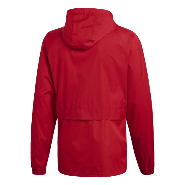 Condivo 18 Rain Jacket - Back Center View