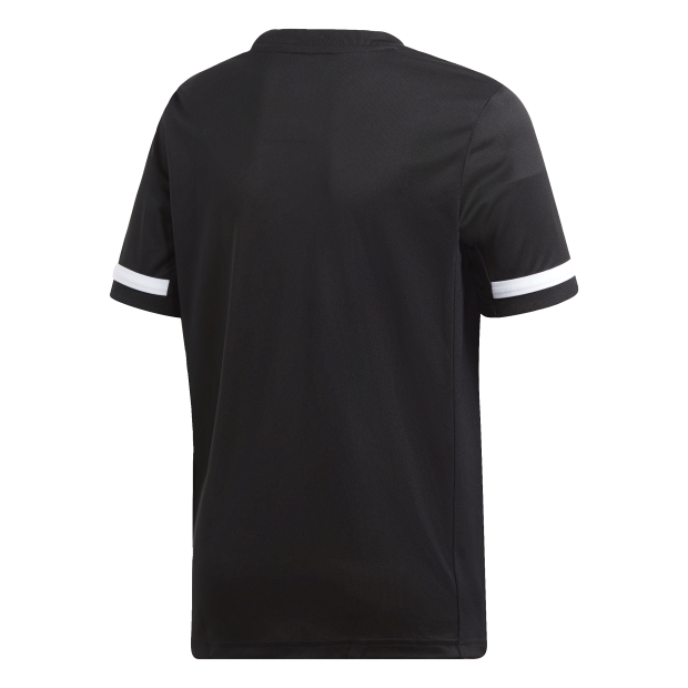 Team 19 Short Sleeve trøje - Back Center View