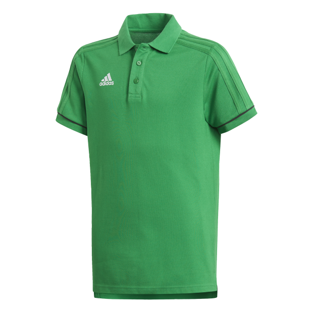 Koszulka polo Tiro 17 Youth - Front View
