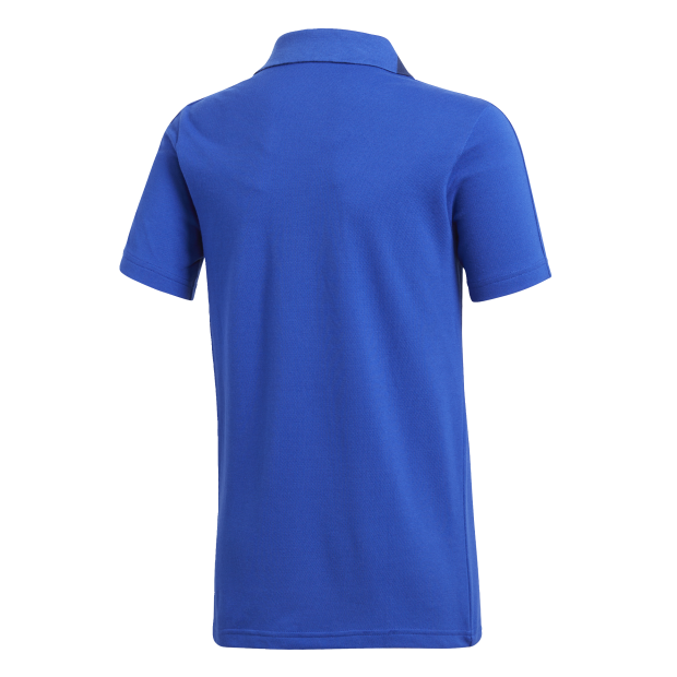 Condivo 18 Cotton Polo Youth - Back Center View