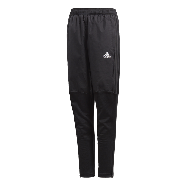 Tiro 17 Warm Pants Youth - Front View