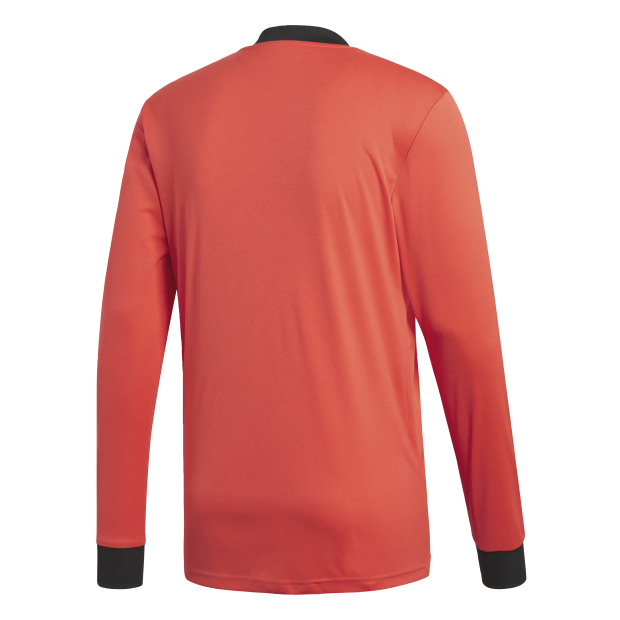Referee Jersey Longsleeve - Back Center View