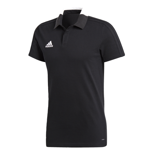 Condivo 18 Cotton Polo - Front Center View