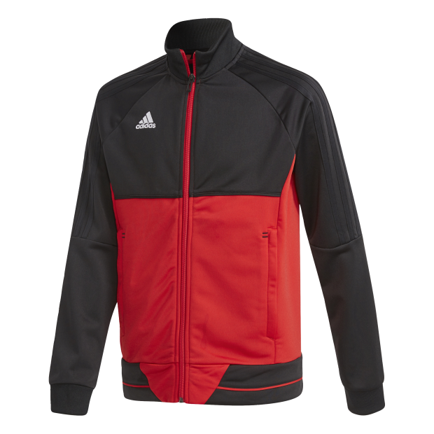 Tiro 17 Jacket Youth - Front View