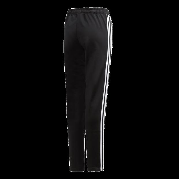 Tiro 19 Polyester Pants - Back Center View