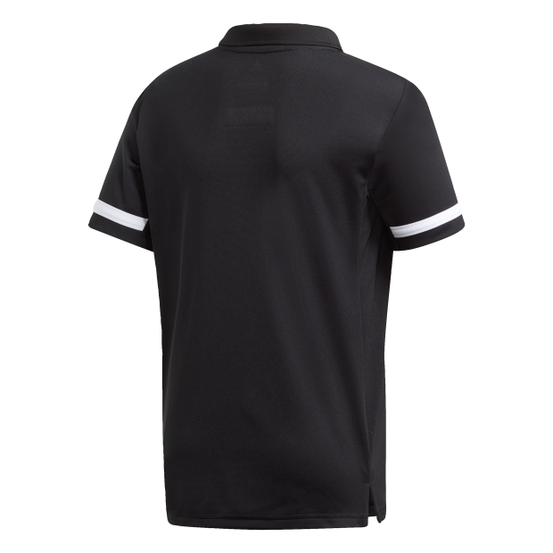 Team 19 Polo Shirt - Back Center View