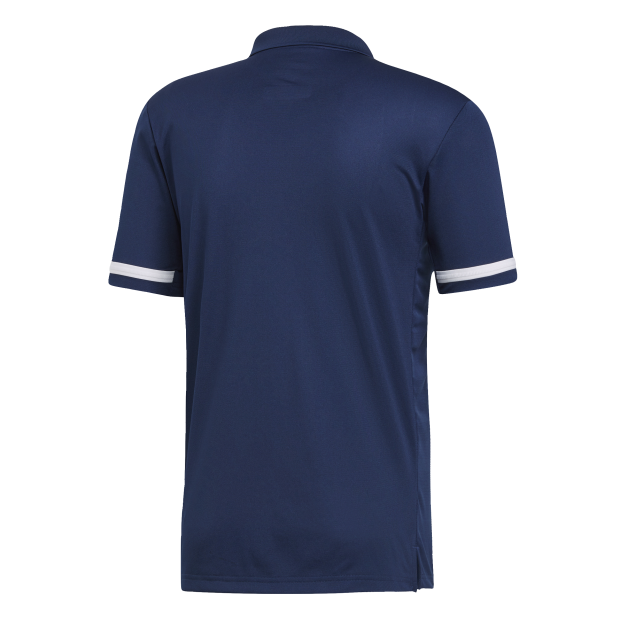 Team 19 Poloshirt - Back Center View