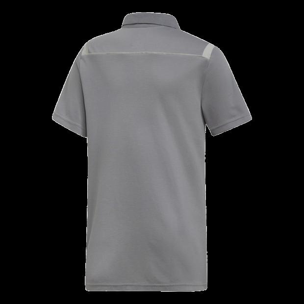 Koszulka polo Tiro 19 Cotton - Back Center View