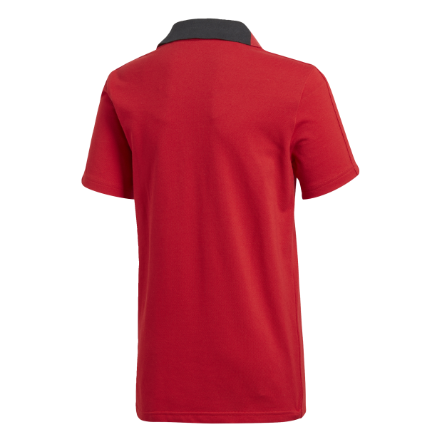 Condivo 18 Cotton Poloshirt - Back Center View