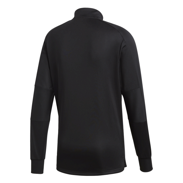 Condivo 18 1/4 zip Training Top - Back Center View