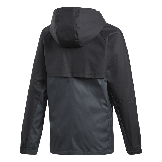 Tiro 17 Rain Jacket Youth - Back Center View