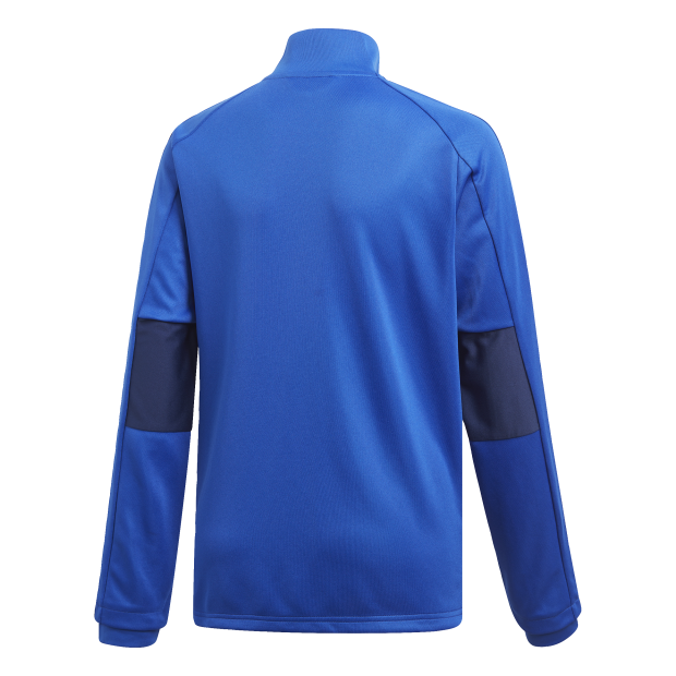 Condivo 18 Training Jacket Youth - Back Center View