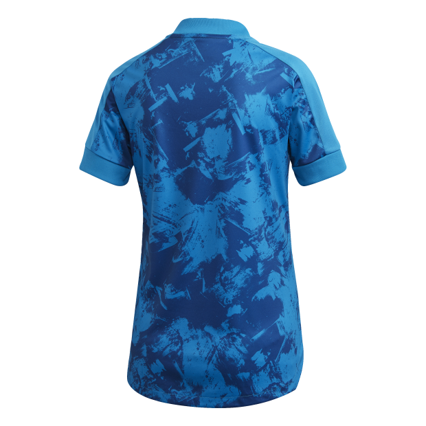 Condivo 20 Primeblue Jersey - Back Center View